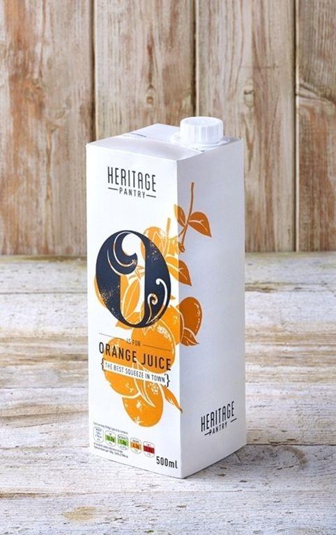 Branded packaging materials