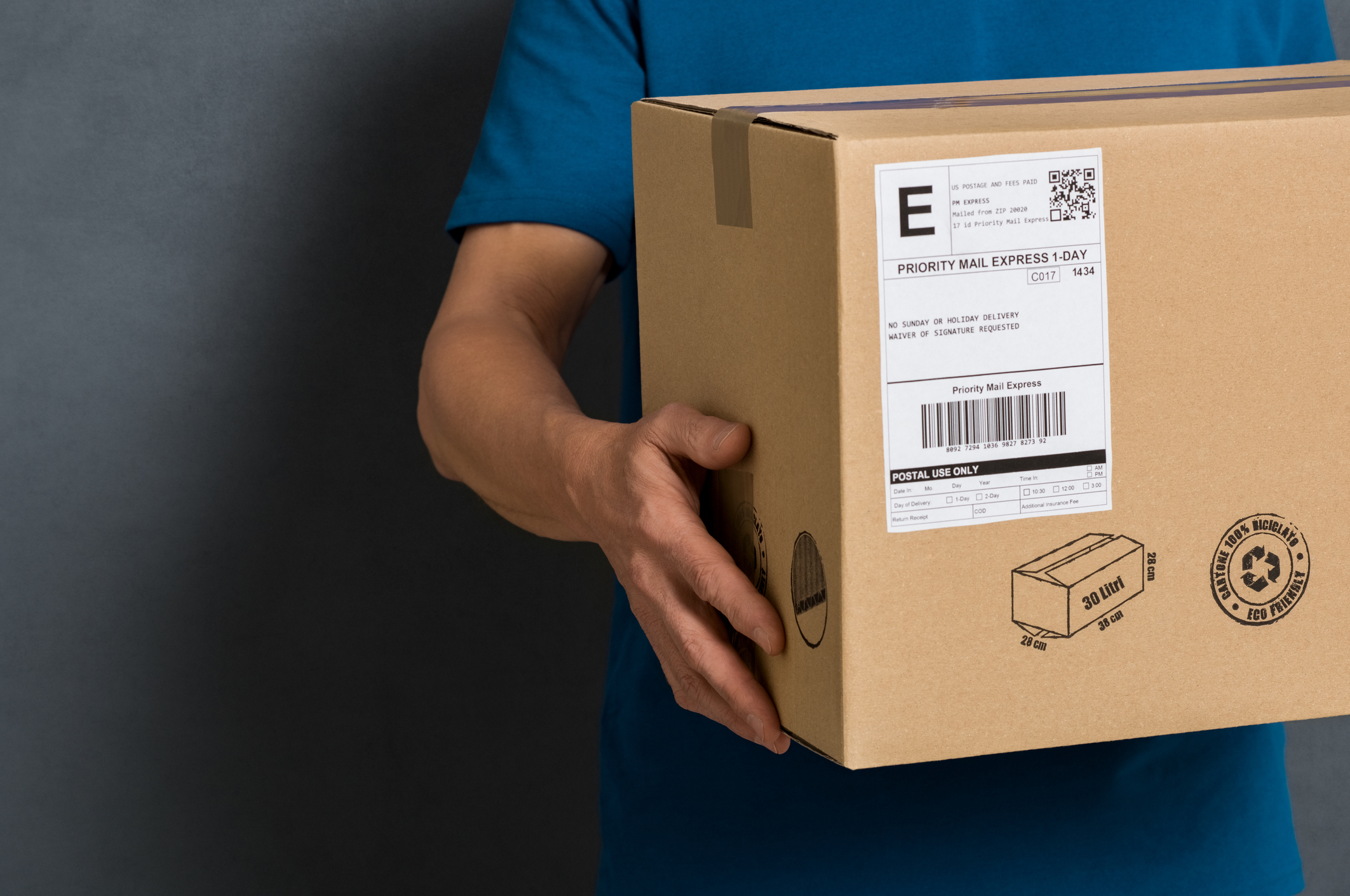 packaging and shipping supplies budget